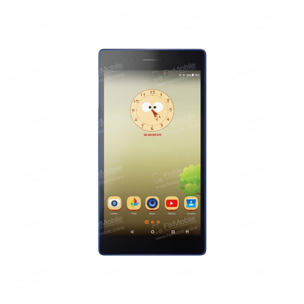 Тачскрин (сенсор) для Lenovo Tab 3 710 (черный) — 3