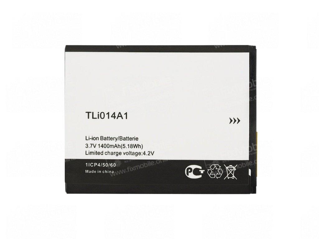 Аккумуляторная батарея для Alcatel SPop (4030D) TLi014A1