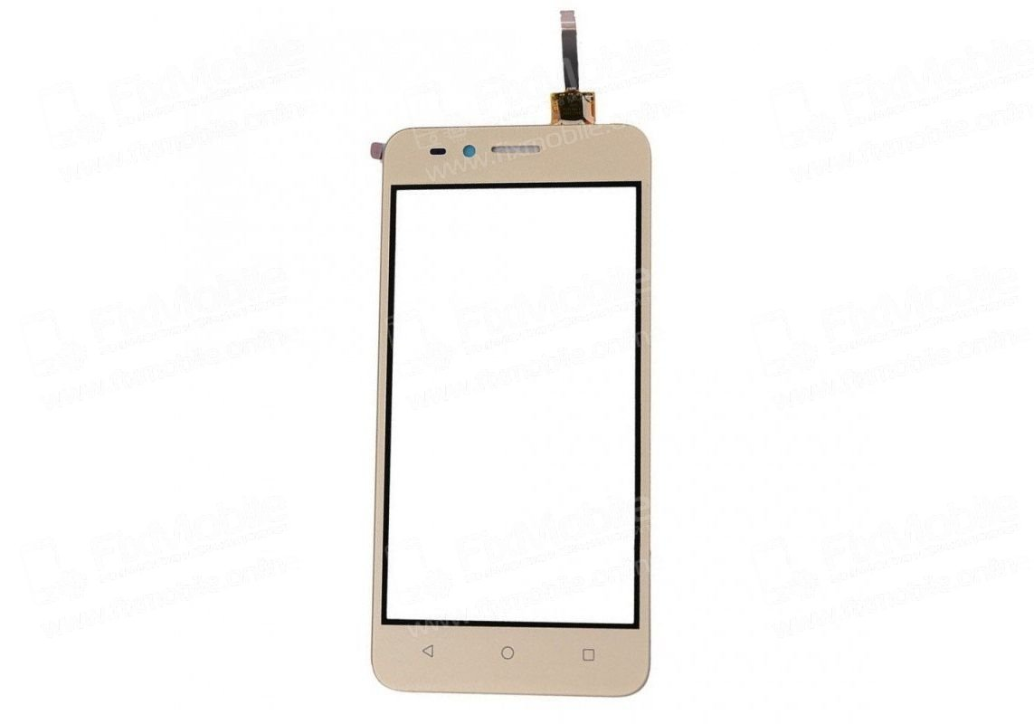 Тачскрин (сенсор) для Huawei Y3 II LTE (золото)