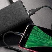 Кабель HOCO U76 магнитный (USB - micro-USB) черный — 3