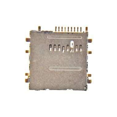 Коннектор MMC для Samsung Galaxy Tab 4 10.1 WiFi (T530) — 2